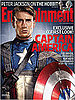 Chris Evans as Captain America Cover of Entertainment Weekly Pics and Quotes 2010-10-28 11:00:05