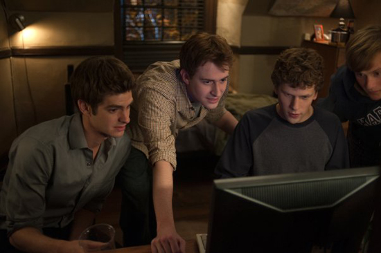 Best Movie Release: The Social Network