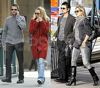Pictures of Kate Hudson and Matt Bellamy Together in NYC