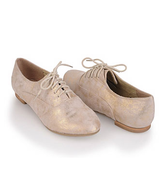 Metallic Oxfords ($23)