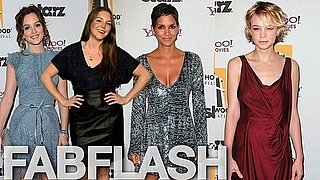 Halle Berry, Carey Mulligan, Hilary Swank at Hollywood Awards Gala, Allison McNamara, Vanessa Bruno Spring 2011 Trends