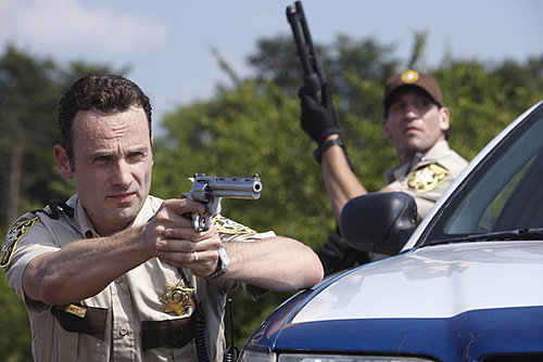 The Walking Dead Trailer and Clip From First Episode