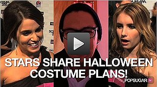 Video of Celebrities Talking About Their Halloween Costumes 2010-10-29 17:15:00