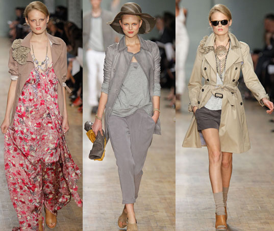 Banana Republic's Spring '11 is ready for tropical travel!