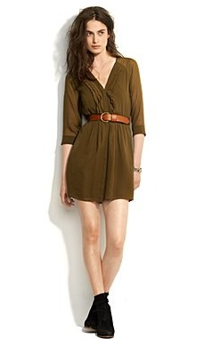 Go ethereal with this Swingy Silk Shirtdress ($100, originally $148).