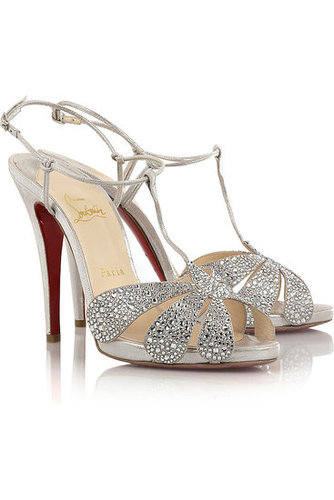 Christian Louboutin - Margi Diams 120 sandals