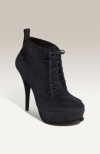 Elizabeth and James 'E-Moxy' Suede Bootie