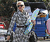 Slide Picture of Gwen Stefani Going to a Baby Shower