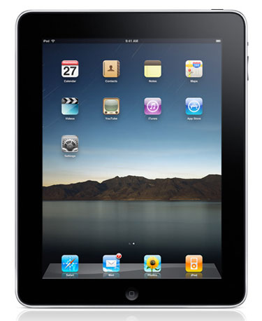 Apple iPad (From $499)