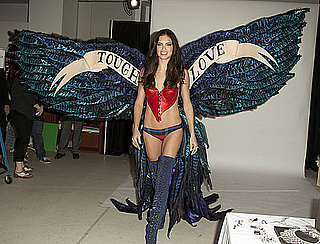 Victoria's Secret Angel Adriana Lima Spills on the Runway Show