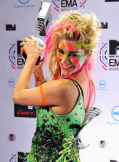 2010 MTV Europe Music Awards Full List of Winners Including Kesha, Katy Perry, Paramore, Justin Bieber