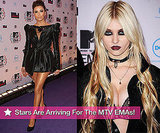 Pictures of 2010 MTV EMAs Red Carpet Including Katy Perry, Russell Brand, Taylor Momsen, Dizzee Rascal