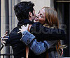 Slide Picture of Blake Lively and Penn Badgley in NYC