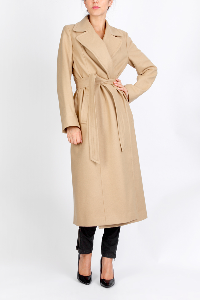 Nothing screams luxurious right now more than a camel coat — this French Connection All Hours Coat ($188) is perfection.