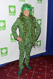 Michael Kors may actually be the first person to look chic in a Swamp Thing costume.