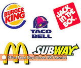5 Low Calorie Fast Food Options