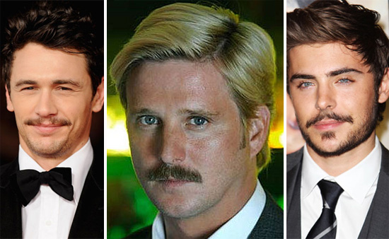 Movember 2010: The A-List Guide to Growing a Good Mo'