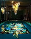 For a mere $1.5 million dollars, turn your pool into a work of art with your very own Dale Chihuly Pool Sculpture Installation. The ultimate art lover's gift also comes with an opportunity to check out the world renowned artist's art studio.