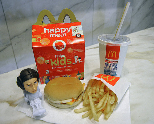 San Francisco Bans Happy Meals