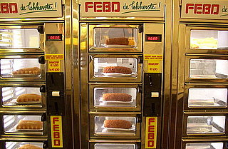 In Germany, Bread Vending Machines Are Replacing Bakers