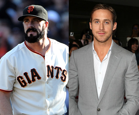 Brian Wilson Played by Ryan Gosling