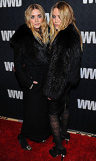 Pictures of Ashley Olsen, Marc Jacobs, Anna Wintour, Mary-Kate Olsen, Tory Burch, Jessica Szohr at WWD's Anniversary