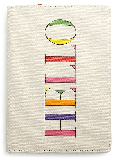 Photos of Kate Spade Canvas Kindle Covers