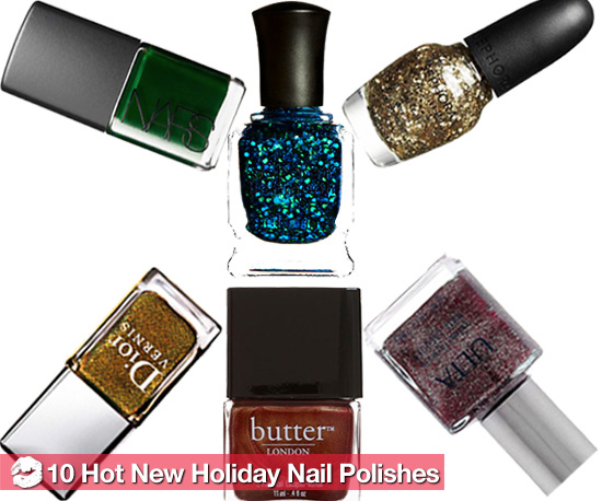 10 Holiday Polishes Worth Celebrating
