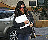 Slide Picture of Sandra Bullock in NYC