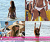 Pictures of Fergie in a Brazilian Bikini on Vacation With Josh Duhamel in Brazil