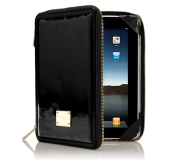 Photos of Michael Kors iPad and iPhone Cases