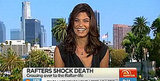 Zoe Ventoura Talks About Her Packed to the Rafters Character's Death and Departure on Sunrise