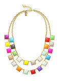 Tutti Fruitti Collar Necklace, $145
