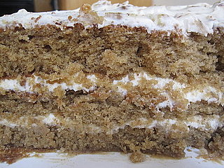 Buttermilk Spice Cake Recipe