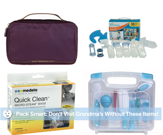 Pack Smart: Don't Visit Grandma's House Without These Items