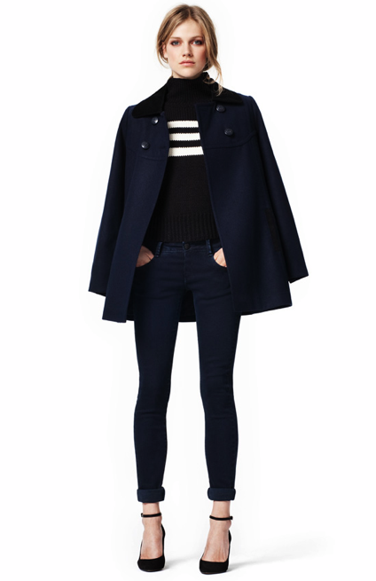 Zara Shows Off Puff Coats, Slouchy Trousers, and Soft Sweaters in its Casual November Lookbook