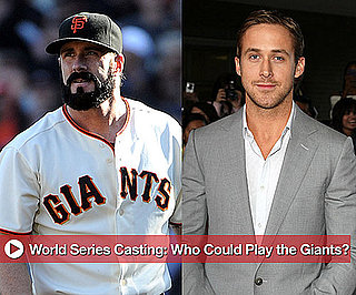 Who Would Play the World Series Giants in a Movie