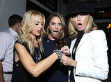 Pictures of Heidi Klum and Rachel Zoe