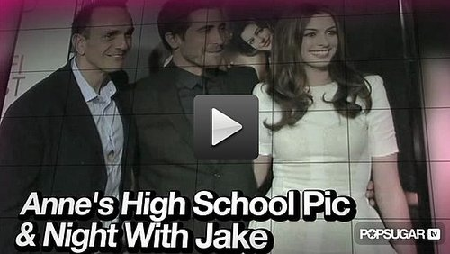 Video of Anne Hathaway and Jake Gyllenhaal at the Love and Other Drugs Premiere