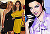 Celebrities Wear Lanvin for H&amp;M and Julia Restoin Roitfeld for Lancome