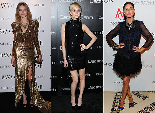 Olivia Palermo, Georgia May Jagger, Eva Mendes and Celebrity Fashion on FabSugar Australia
