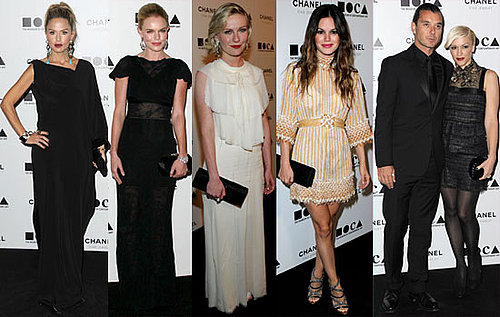 Rachel Zoe Pregnant, Rachel Bilson, Kate Bosworth, Gwen Stefani and More at MOCA Gala