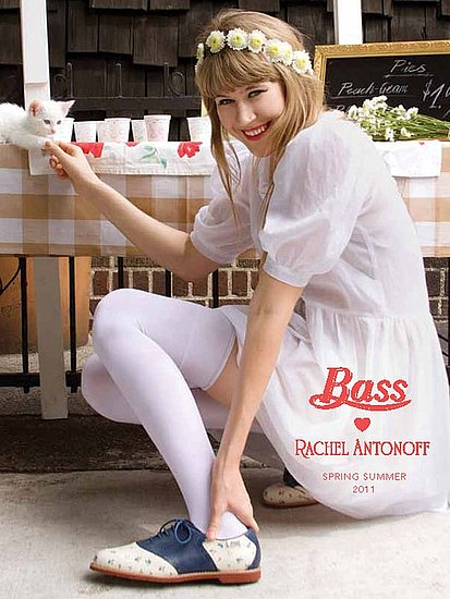 Bass Loves Rachel Antonoff's Quirky Spring 2011 Shoe Collection, Complete with Pricing!