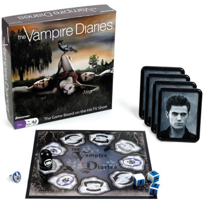 Vampire Diaries Board Game ($18)
