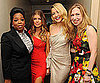 Slide Picture of Oprah, Fergie, Kate Hudson, and Chelsea Clinton