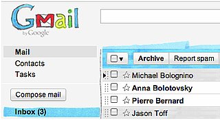 Five New Gmail Themes