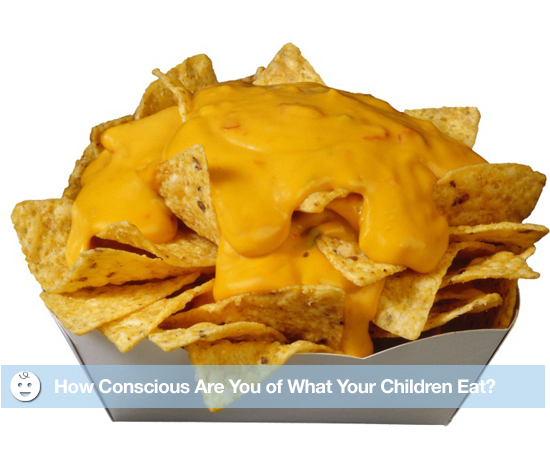 How Conscious Are You of What Your Children Eat?