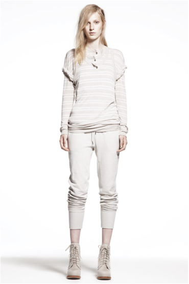 16 Cool Getups from Alexander Wang's Spring 2011 T Lookbook