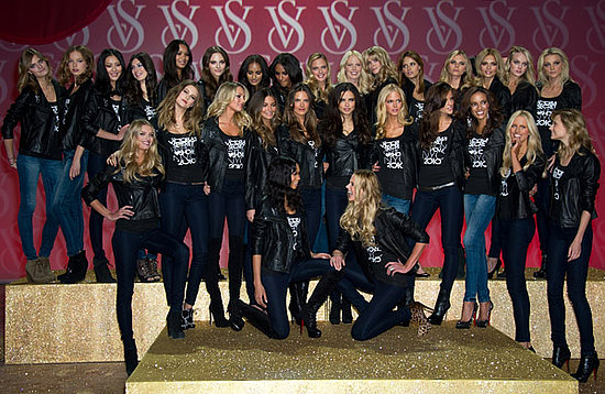 The Victoria's Secret Fashion Show Sexy Lineup!