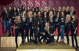 2010 Victoria's Secret Fashion Show Models